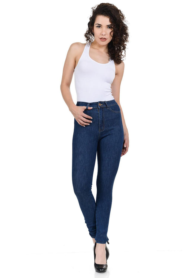 Sweet Look Premium Edition Women's Jeans - Push Up - Style N3189-Shopvoypa
