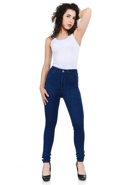 Sweet Look Premium Edition Women's Jeans - Push Up - Style N3470-Shopvoypa