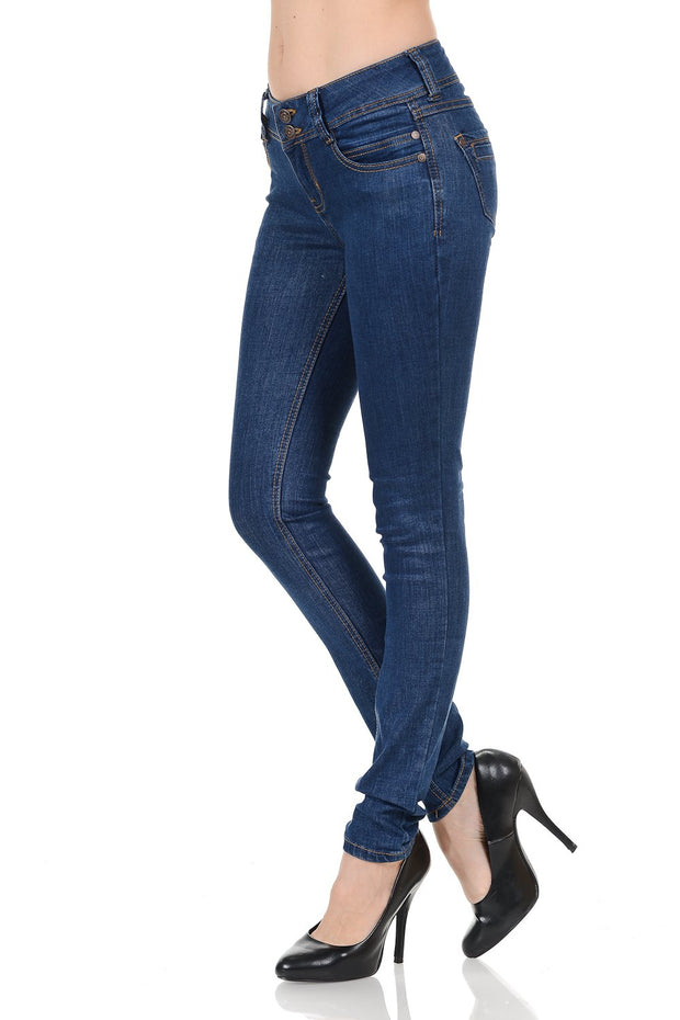 Sweet Look Premium Edition Women's Jeans - Push Up - Style N2200-Shopvoypa
