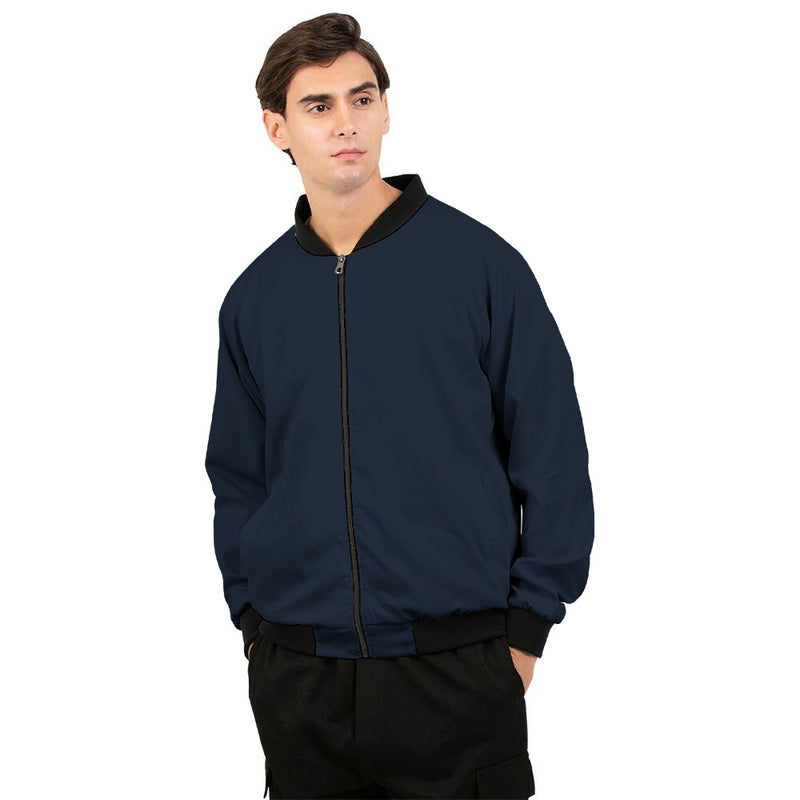 Voypa Men's Bomber Jacket - FashionKila.com
