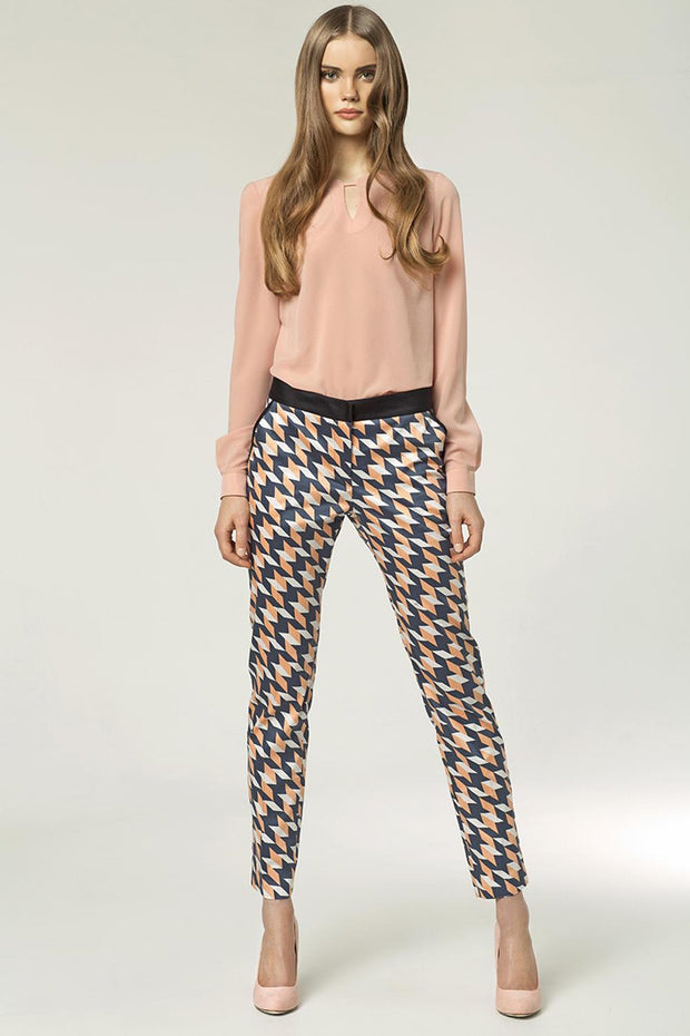 Beige Nife Pants&Leggings