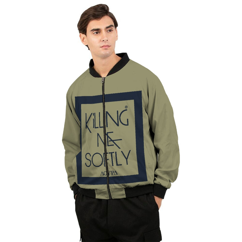 Voypa KMS Men's Bomber Jacket - FashionKila.com
