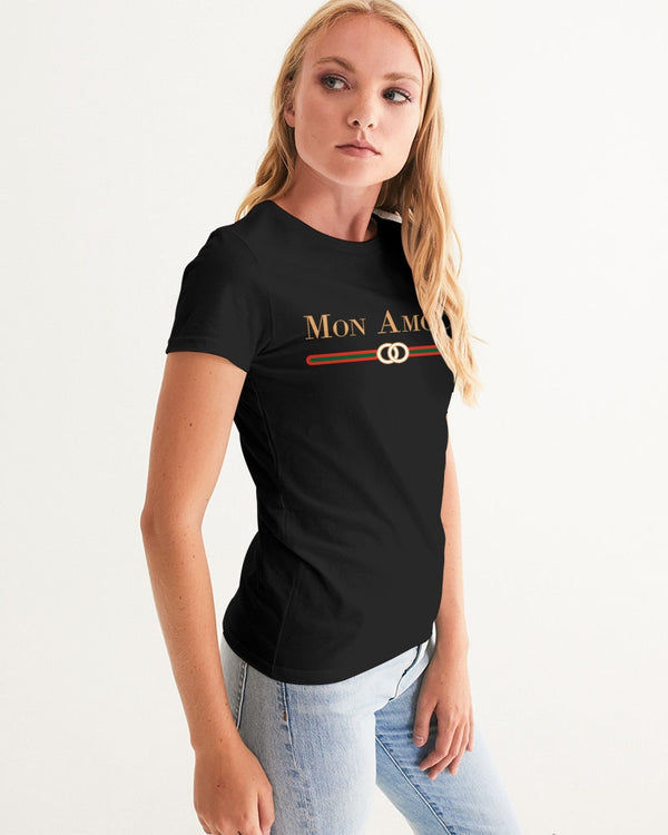 Mon Amour Women's Graphic Tee