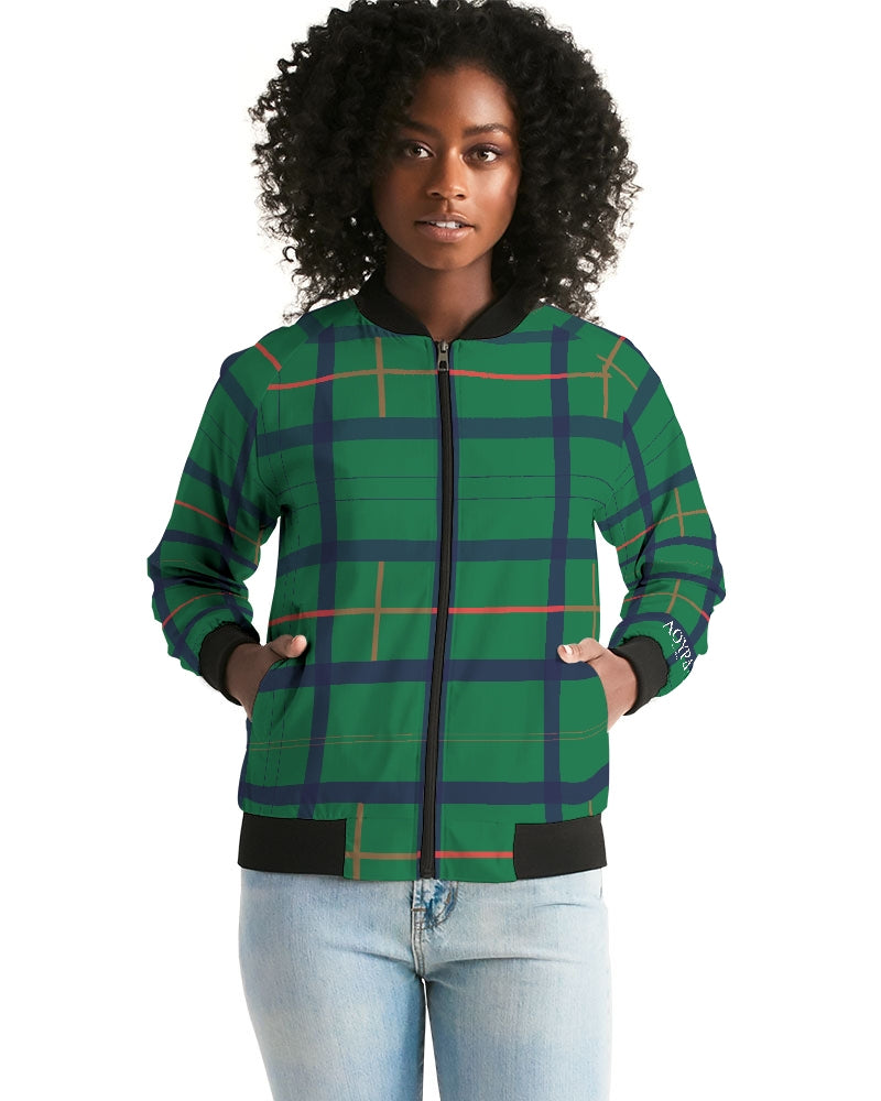 Women's Bomber Jacket - FashionKila.com