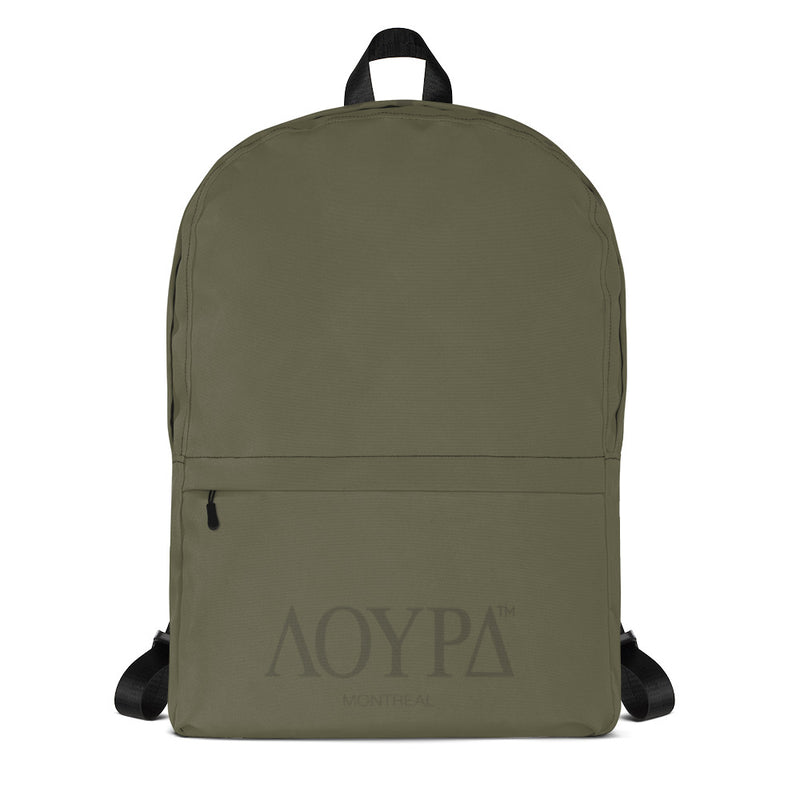VOYPA Unisex | GRN Backpack - FashionKila.com