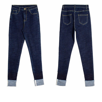 Summer Pencil Skinny Jeans-Jeans-Shopvoypa