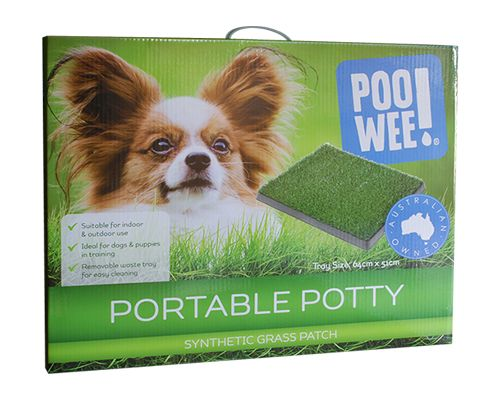 POO WEE! PORTABLE POTTY