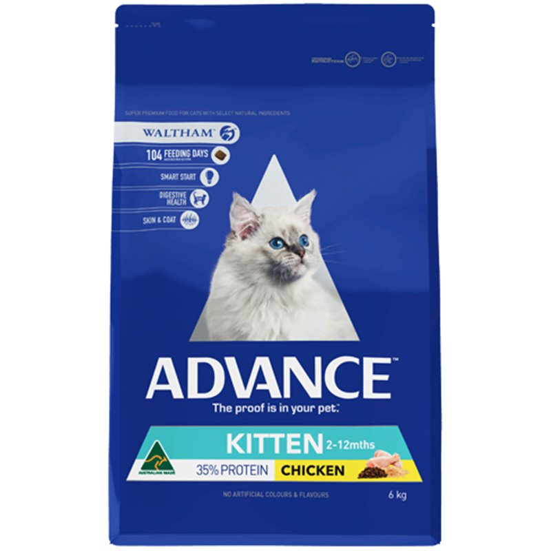 ADVANCE KITTEN DRY FOOD