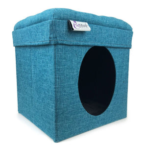 CATTITUDE PLAYBOX - BLUE