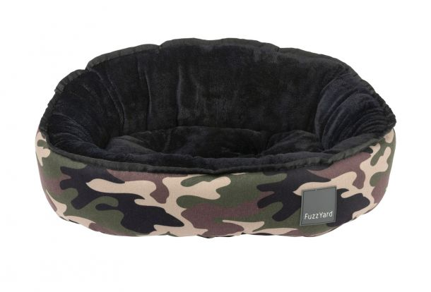 Load image into Gallery viewer, FUZZYARD REVERSIBLE BED CAMO