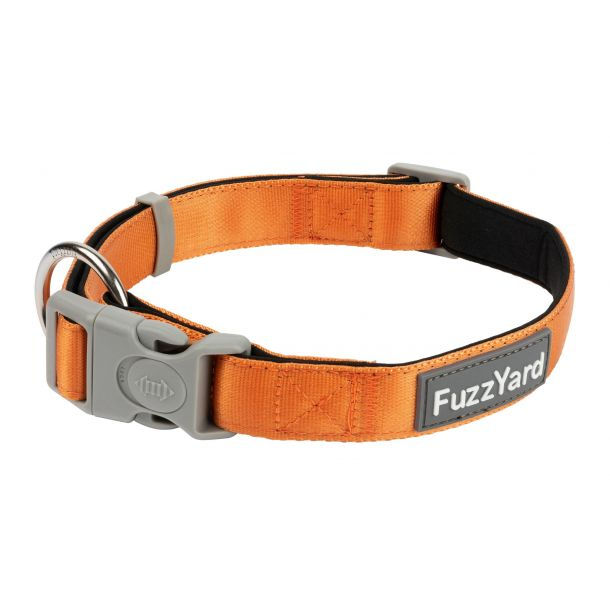 FUZZYARD DOG COLLAR - CRUSH