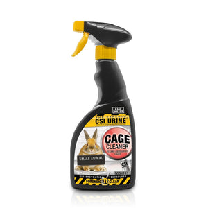 CSI URINE SMALL ANIMAL CAGE CLEANER