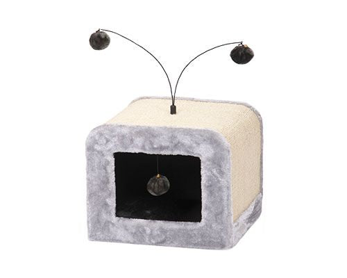 ALL PET CUBE SCRATCHING CUBBY