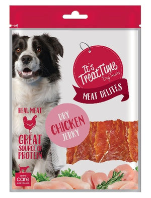 ITS TREAT TIME - DRY CHICKEN JERKY