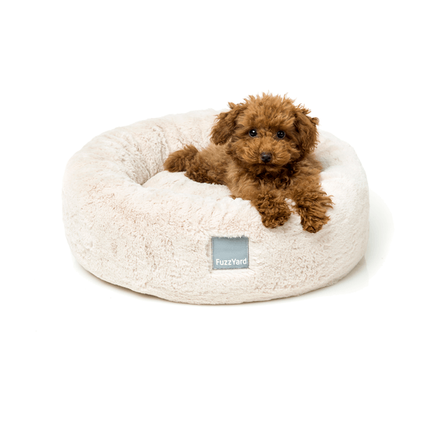 FUZZYARD ESKIMO BED - CREAM