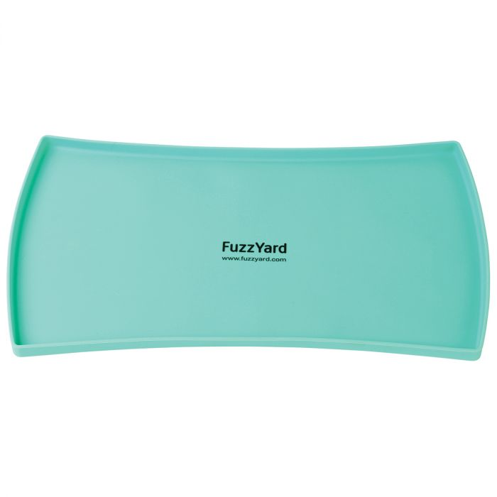 Load image into Gallery viewer, FUZZYARD SILICONE FEEDING MAT TEAL