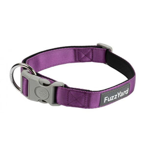 Load image into Gallery viewer, FUZZYARD DOG COLLAR - GRAPE