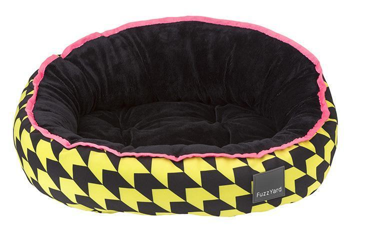 FUZZYARD REVERSIBLE BED HARLEM