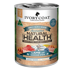 Load image into Gallery viewer, ICORY COAT LAMB & SARDINE 400G