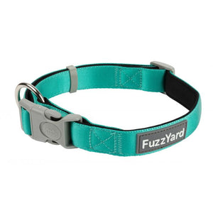 FUZZYARD DOG COLLAR - LAGOON