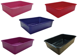 BASIC CAT LITTER TRAY