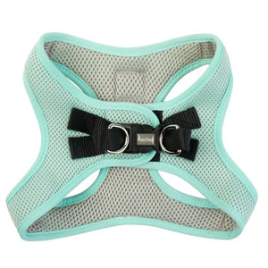 FUZZYARD STEP IN DOG HARNESS - MINT
