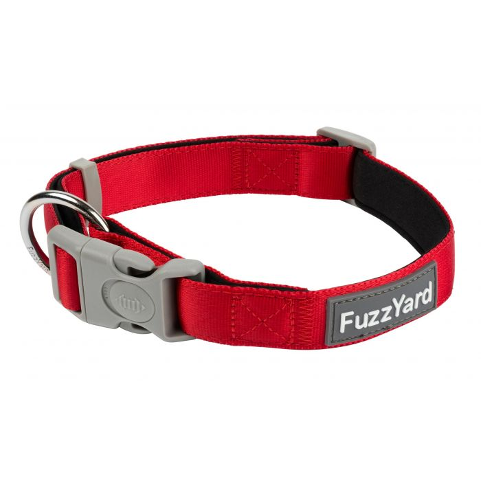 FUZZYARD DOG COLLAR - REBEL