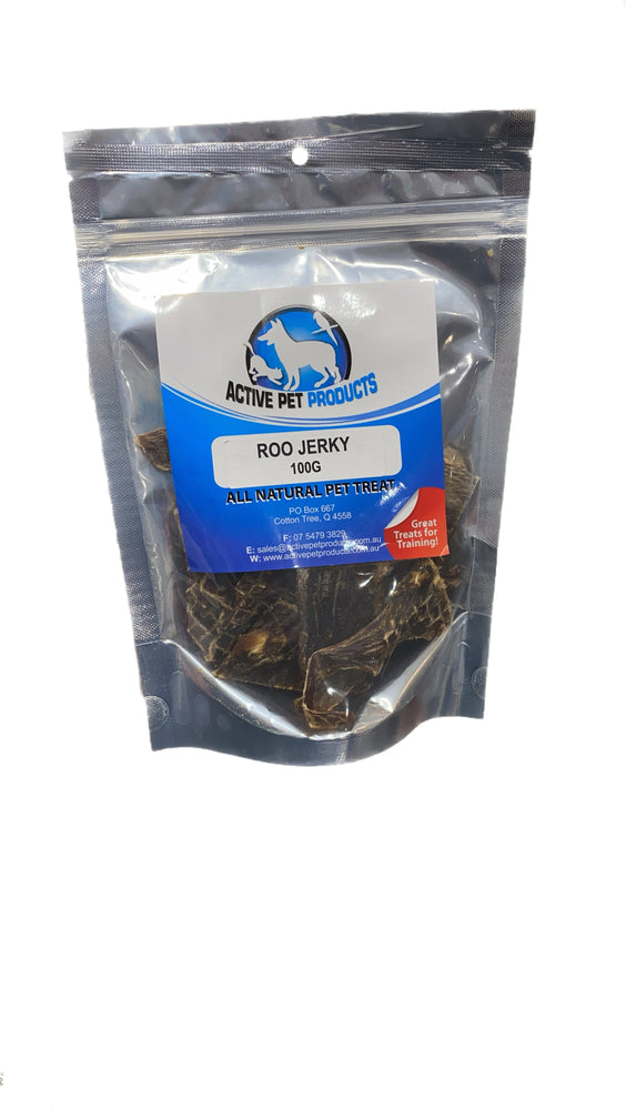 Load image into Gallery viewer, ROO JERKY - 100G