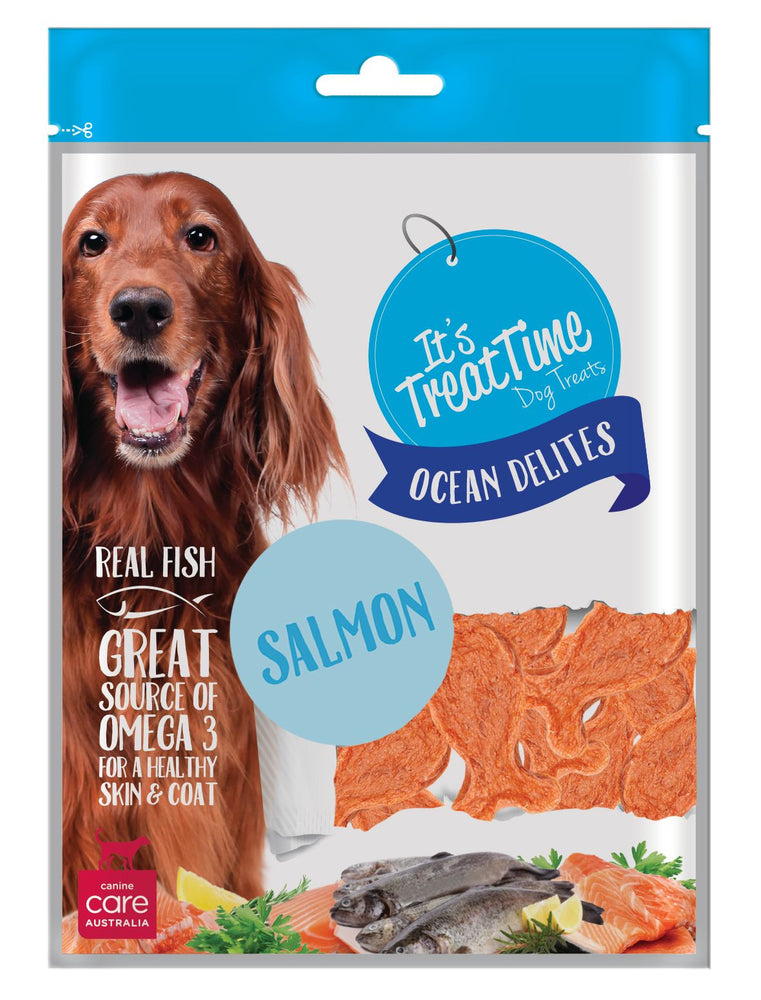 ITS TREAT TIME - SALMON