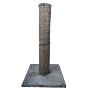 Load image into Gallery viewer, ALL PET THICK SCRATCHING POST - GREY