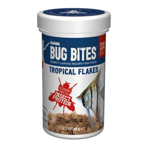 FLUVAL BUG BITES - TROPICAL FLAKES
