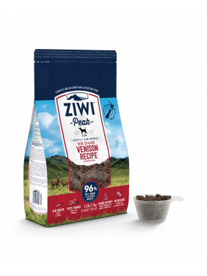 ZIWI PEAK DOG VENISON RECIPE - 454G