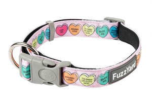 Load image into Gallery viewer, FUZZYARD DOG COLLAR - CANDY HEARTS