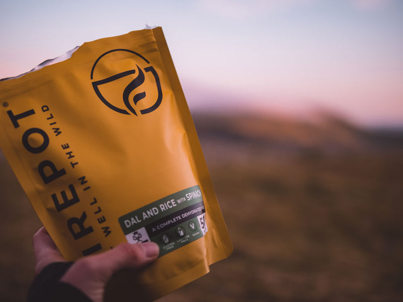 6 Facts about Freeze Dried Camping Meals for Vegetarians We Bet You Didn't Know