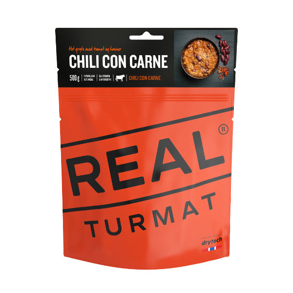 Real Turmat Arctic Field Ration Chili Con Carne