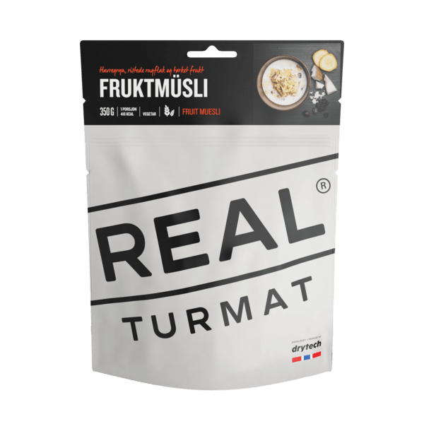 Real Turmat Fruit Muesili