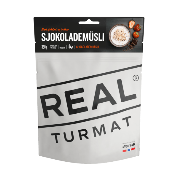 Real Turmat Chocolate Muesli