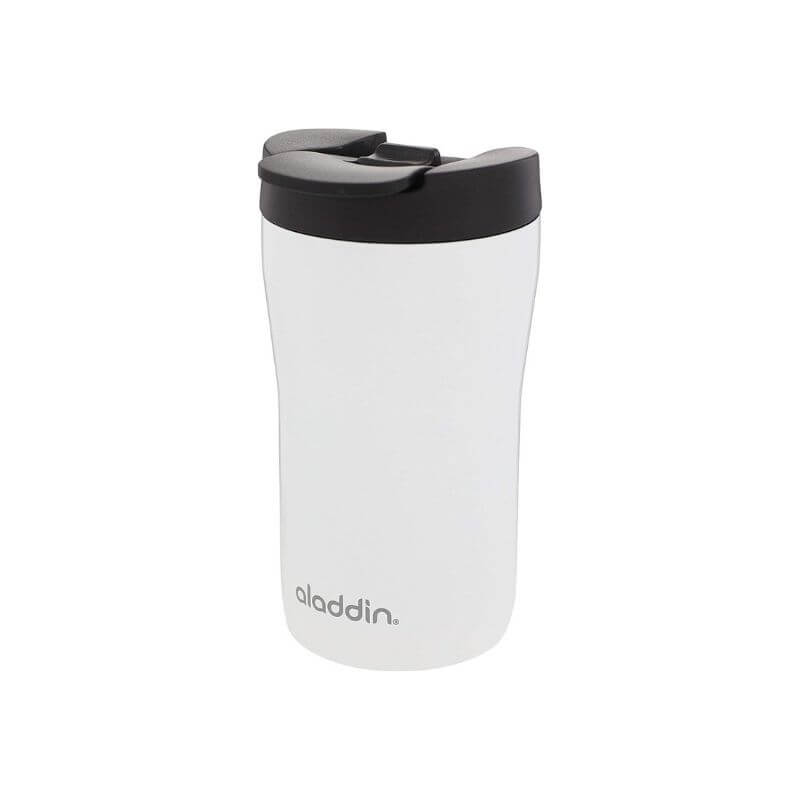 Alladin Latte Leak Lock Mug 0.25L - White