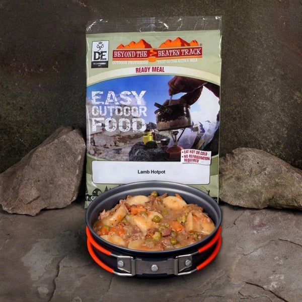 Beyond The Beaten Track Lamb Casserole