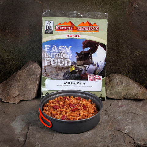 Beyond The Beaten Track Chilli Con Carne