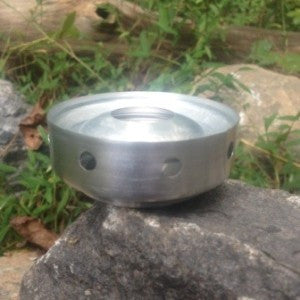 Tato Gear - Chimney Soda Can Alcohol Stove
