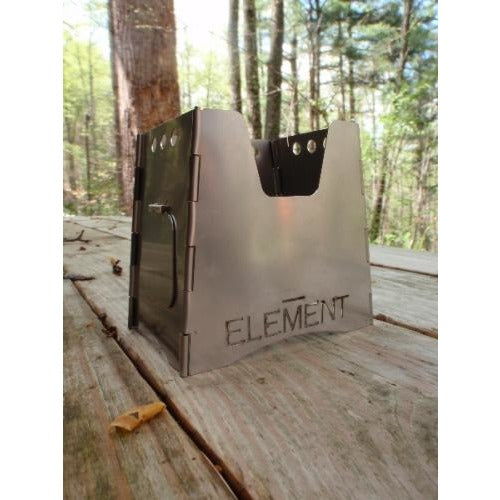 Tato Gear - Element Titanium Wood Stove