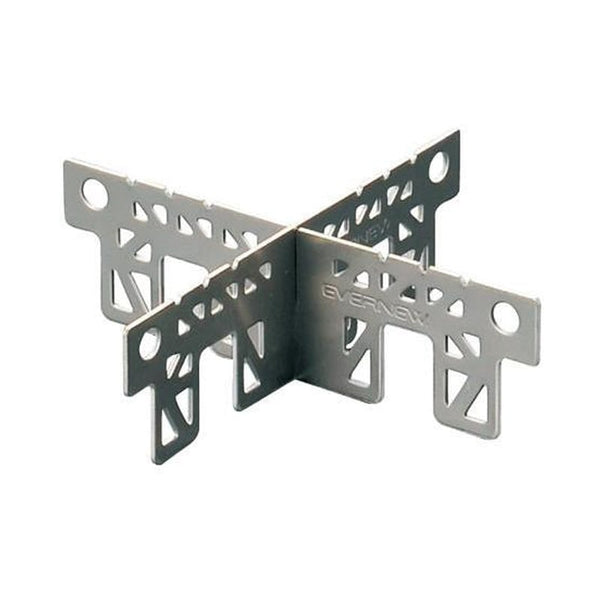 Evernew Titanium Trivet / Cross Stand (For Ti Alcohol Stove)