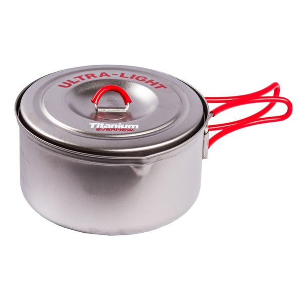 Evernew Titanium Ultra-Light 600ml Pot