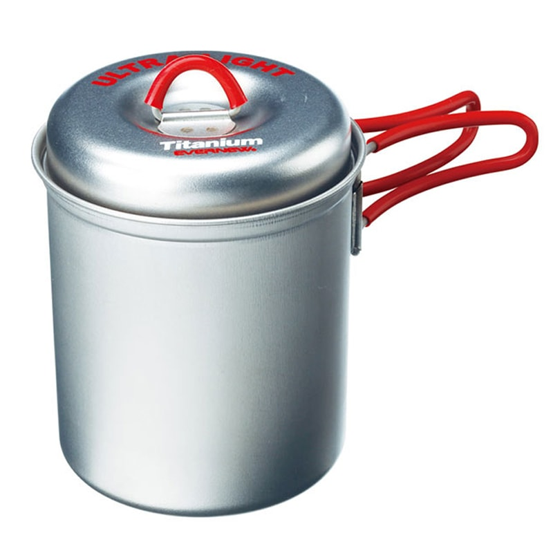 Evernew Titanium Ultra-Light 640ml Deep Pot