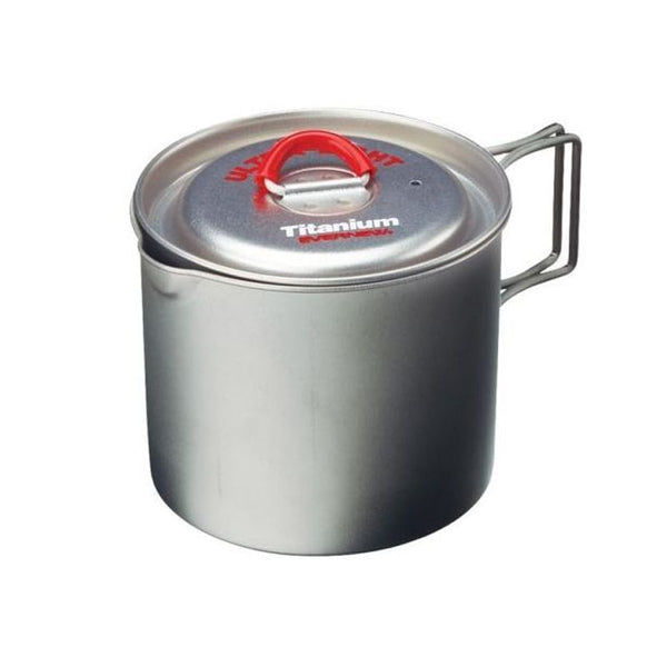 Evernew Ultralight Titanium Mug Pot 500