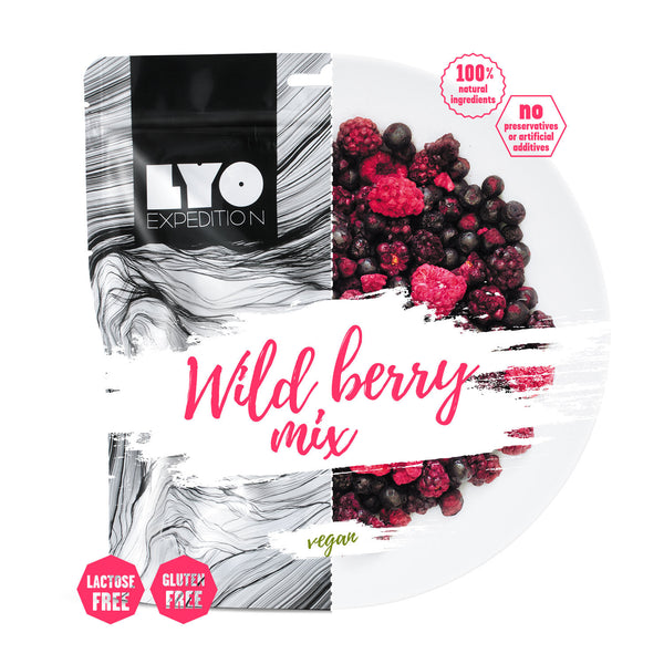 LYO Expedition Wild Berry Mix