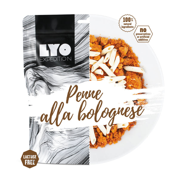 LYO Expedition Penne Bolognese
