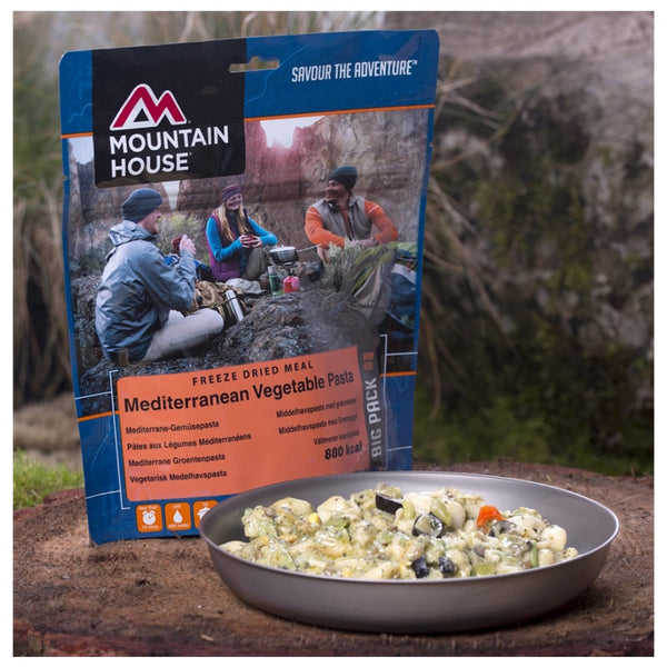 Mountain House Mediterranean Vegetable Pasta