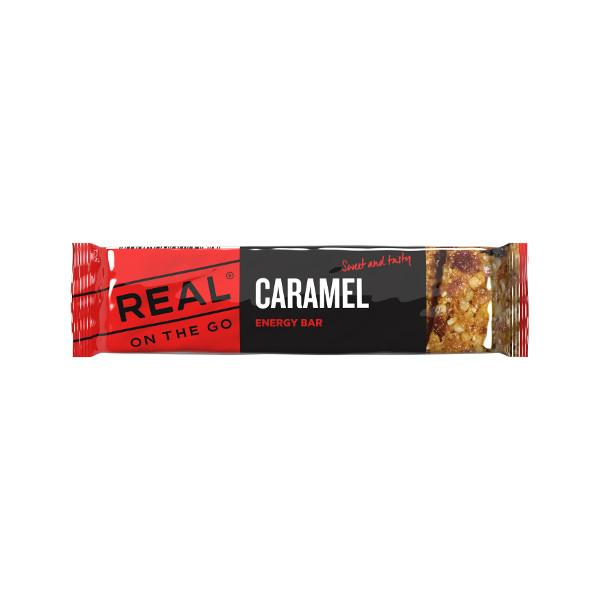 Real Turmat Caramel Energy Bar